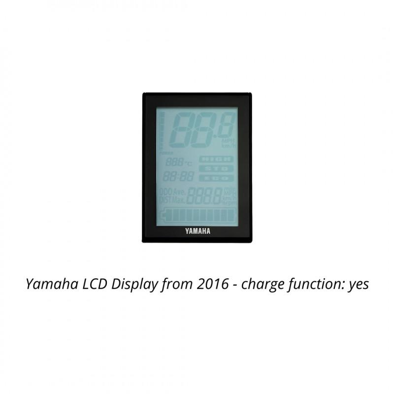 Yamaha LCD Display from 2016