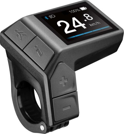 Giant Ride Controll Dash 2 in 1 Display and Control Unit