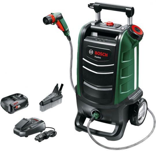 Bosch Fontus low pressure cleaner