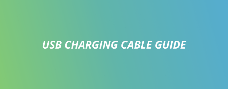 Ebike24 USB Charging Cable Guide